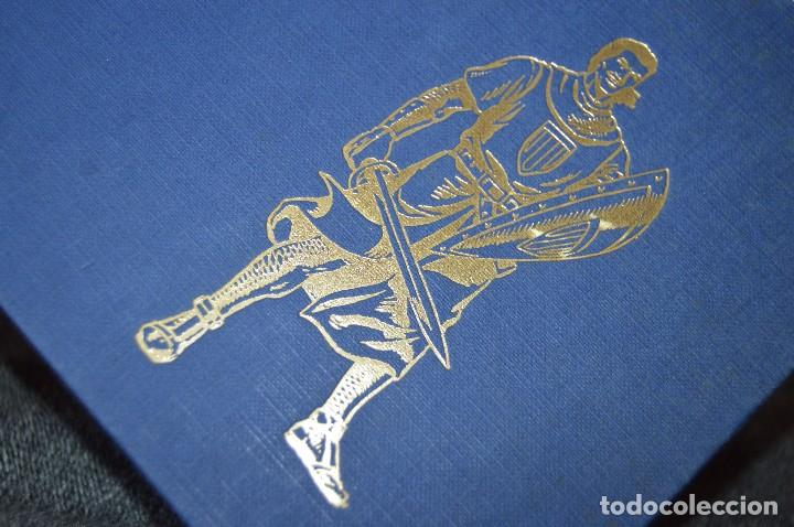 Tebeos: Tomos 1 y 2 El Capitán Trueno - 1 a 96 /// 1-56 DAN y 57-96 Super Aventuras - Facsímil - Ediciones B - Foto 9 - 117111843