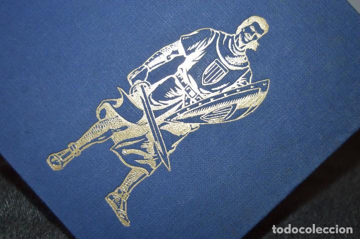 Tebeos: Tomos 1 y 2 El Capitán Trueno - 1 a 96 /// 1-56 DAN y 57-96 Super Aventuras - Facsímil - Ediciones B - Foto 10 - 117111843