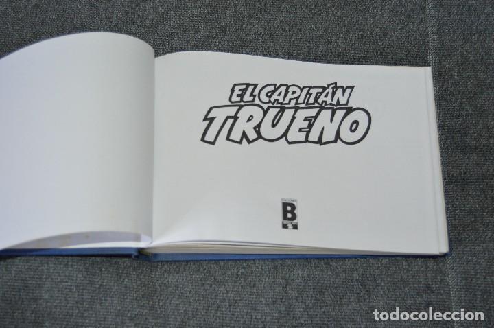 Tebeos: Tomos 1 y 2 El Capitán Trueno - 1 a 96 /// 1-56 DAN y 57-96 Super Aventuras - Facsímil - Ediciones B - Foto 12 - 117111843