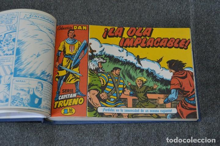 Tebeos: Tomos 1 y 2 El Capitán Trueno - 1 a 96 /// 1-56 DAN y 57-96 Super Aventuras - Facsímil - Ediciones B - Foto 13 - 117111843