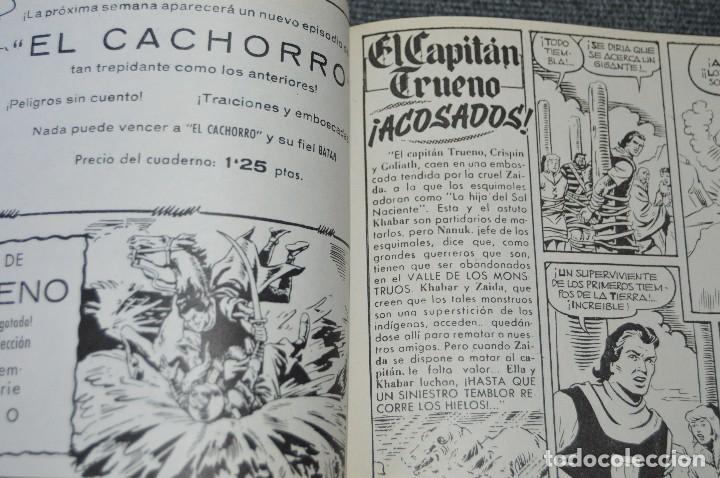 Tebeos: Tomos 1 y 2 El Capitán Trueno - 1 a 96 /// 1-56 DAN y 57-96 Super Aventuras - Facsímil - Ediciones B - Foto 15 - 117111843