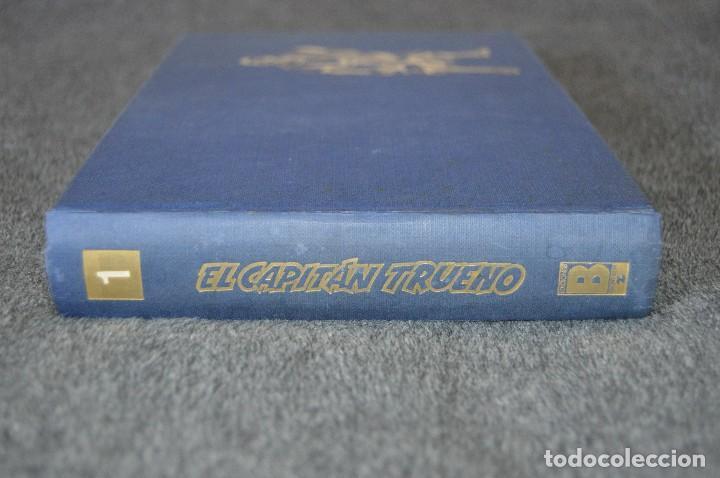 Tebeos: Tomos 1 y 2 El Capitán Trueno - 1 a 96 /// 1-56 DAN y 57-96 Super Aventuras - Facsímil - Ediciones B - Foto 17 - 117111843