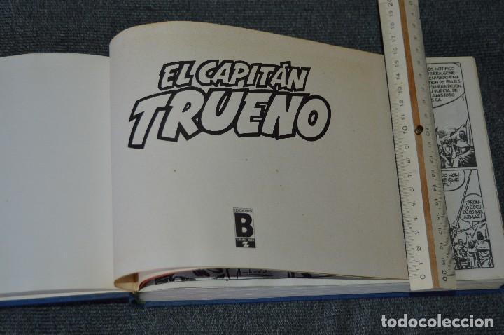 Tebeos: Tomos 1 y 2 El Capitán Trueno - 1 a 96 /// 1-56 DAN y 57-96 Super Aventuras - Facsímil - Ediciones B - Foto 22 - 117111843