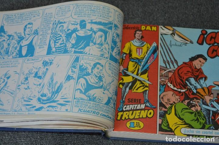Tebeos: Tomos 1 y 2 El Capitán Trueno - 1 a 96 /// 1-56 DAN y 57-96 Super Aventuras - Facsímil - Ediciones B - Foto 25 - 117111843