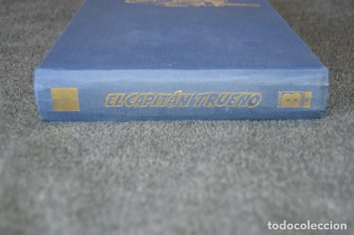 Tebeos: Tomo con 48 números - El Capitán Trueno - Fascículos 289 al 336 - Facsímil - Ediciones B - Foto 4 - 117112671