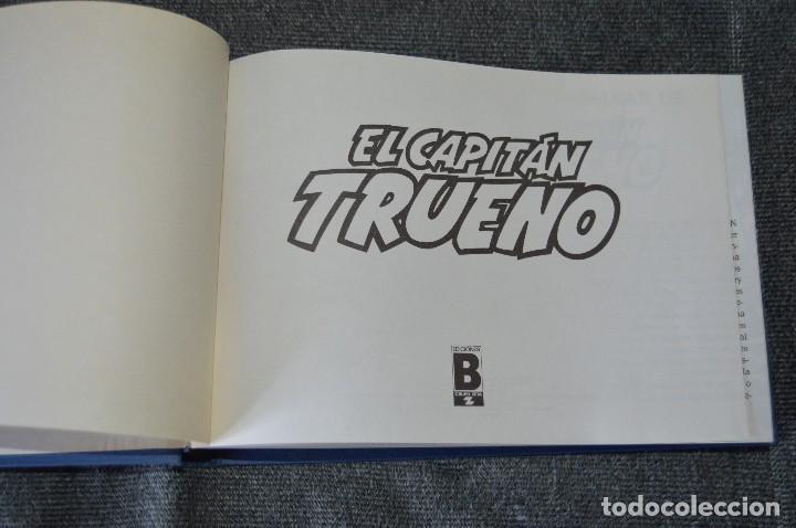 Tebeos: Tomo con 48 números - El Capitán Trueno - Fascículos 289 al 336 - Facsímil - Ediciones B - Foto 10 - 117112671