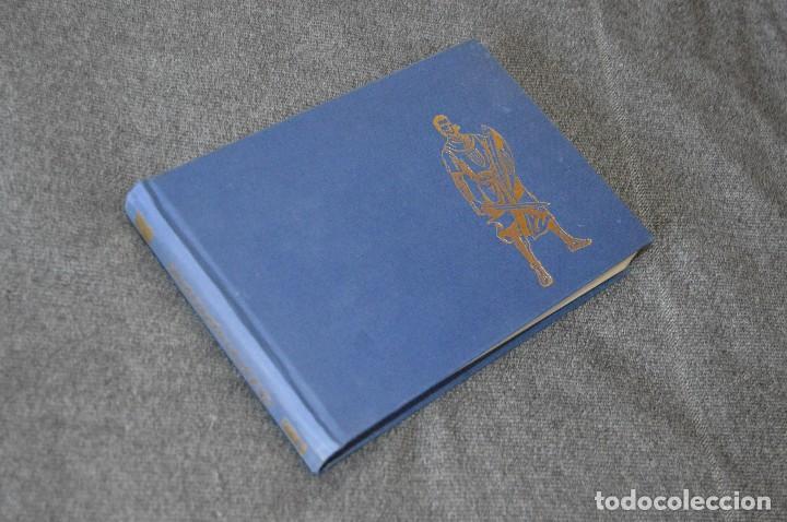 Tebeos: Tomo con 48 números - El Capitán Trueno - Fascículos 289 al 336 - Facsímil - Ediciones B - Foto 3 - 117112671