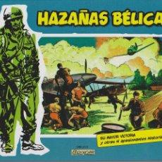 Giornalini: HAZAÑAS BÉLICAS 34 TAPA DURA. PLANETA DEAGOSTINI. Lote 117310375