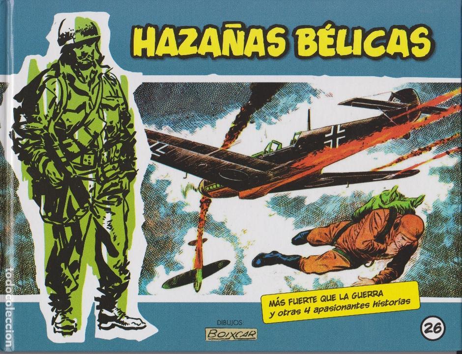 HAZAÑAS BÉLICAS 26 TAPA DURA. PLANETA DEAGOSTINI (Tebeos y Comics - Tebeos Reediciones)