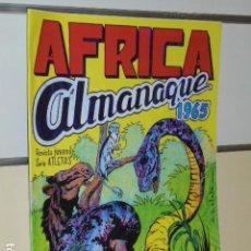 Tebeos: ALMANAQUE AFRICA AÑO 1965 - REEDICION. Lote 218587957