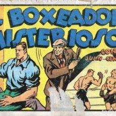 Tebeos: JUAN CENTELLA Nº 23 - EL BOXEADOR MISTERIOSO. Lote 118039359