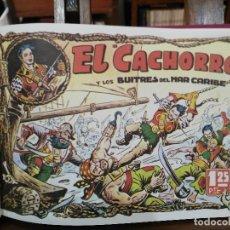 Tebeos: EL CACHORRO - 7 TOMOS, 213 EJEMPLARES - COLECCIÓN COMPLETA, REEDICIÓN - ENCUADERNACIÓN DE LUJO. Lote 119173567