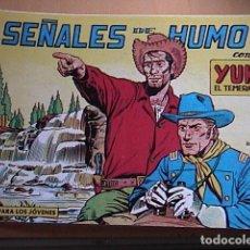 Tebeos: YUKI EL TEMERARIO. REEDICION. 61 NÚMEROS.. Lote 119363619