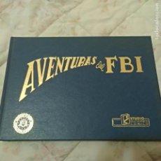 Tebeos: LIBRO CON VARIOS TEBEOS DE AVENTURAS DEL FBI. CONTIENE 25 HISTORIETAS. Lote 121286667