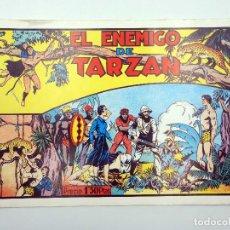 Tebeos: TARZAN EL HOMBRE MONO 14. EL ENEMIGO DE TARZÁN COMICS MAM, S/F. FACSIMIL. Lote 121336067