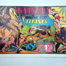 Tebeos: TARZAN EL HOMBRE MONO 21. TARZÁN ENTRE LOS TITANES COMICS MAM, S/F. FACSIMIL. Lote 121336123