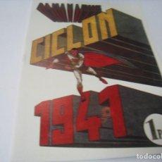 Tebeos: ALMANAQUE CICLON 1941. Lote 155719081