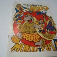 Tebeos: ALMANAQUE DE HIPO PARA 1947. Lote 121671047