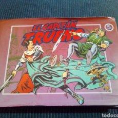 Tebeos: CAPITAN TRUENO TOMO 5 EDICIONES B. Lote 125125146