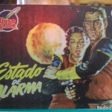 Tebeos: COLECCION DE 22 FICHAS DE CARTULINA A TAMAÑO NATURAL CON COMICS DE LOS AÑOS 50 Y 60. Lote 131457346