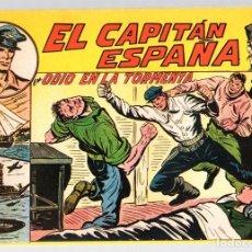 Tebeos: EL CAPITAN ESPAÑA EN ODIO EN LA TORMENTA. Nº 17. REEDICION. Lote 131798534