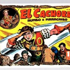 Tebeos: EL CACHORRO. RUMBO A MARACAIBO. Nº 14. REEDICION. Lote 131798747