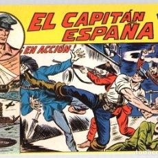 Tebeos: EL CAPITAN ESPAÑA. ¡EN ACCION! Nº 28. REEDICION. Lote 131799803