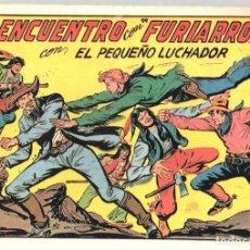 Tebeos: EL ENCUENTRO CON FURIARROJA CON EL PEQUEÑO LUCHADOR. Nº 229. REEDICION. Lote 132082881