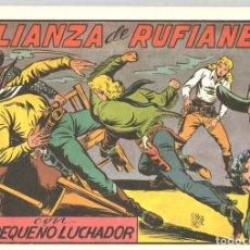 Tebeos: ALIANZA DE RUFIANES CON EL PEQUEÑO LUCHADOR. Nº 66. REEDICION. Lote 132083037