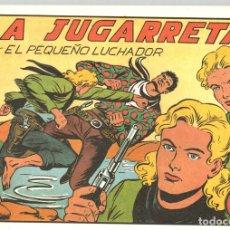 Tebeos: LA JUGARRETA CON EL PEQUEÑO LUCHADOR. Nº 68. REEDICION. Lote 132083275