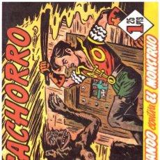 Tebeos: EL CACHORRO. JUAN GARCIA IRANZO.TOMO 20 CON LOS NUMS 153 AL 160. Lote 186060781