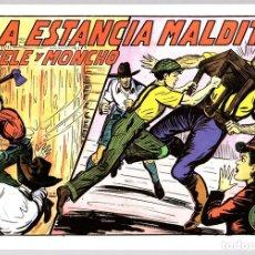 Tebeos: LA ESTANCIA MALDITA CON TELE Y MONCHO. REEDICION. Lote 134393135