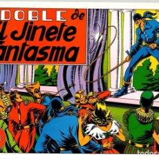 Tebeos: EL DOBLE DE EL JINETE FANTASMA. Nº 9. AÑO 1981. REEDICION. Lote 134393327