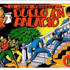 Tebeos: DUELO EN PALACIO. EL JINETE FANTASMA. Nº 10. AÑO 1981. REEDICION. Lote 134393405