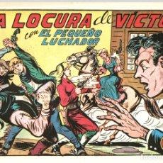 Tebeos: LA LOCURA DE VICTOR CON EL PEQUEÑO LUCHADOR. Nº 217. REEDICION. Lote 134760970