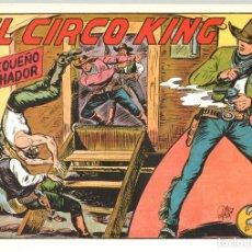 Tebeos: EL CIRCO KING CON EL PEQUEÑO LUCHADOR. Nº 159. REEDICION. Lote 134765178