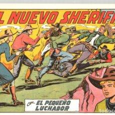 Tebeos: EL NUEVO SHERIFF CON EL PEQUEÑO LUCHADOR. Nº 158. REEDICION. Lote 134766831