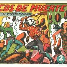 Tebeos: ECOS DE MUERTE CON EL PEQUEÑO LUCHADOR. Nº 137. REEDICION. Lote 134767206