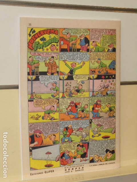 Tebeos: ALMANAQUE COYOTE 1950 - EDICIONES CLIPER - REEDICION JC - Foto 2 - 218587907