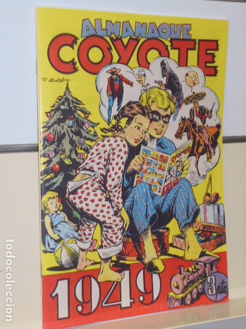 ALMANAQUE COYOTE 1949 - EDICIONES CLIPER - REEDICION JC (Tebeos y Comics - Tebeos Reediciones)