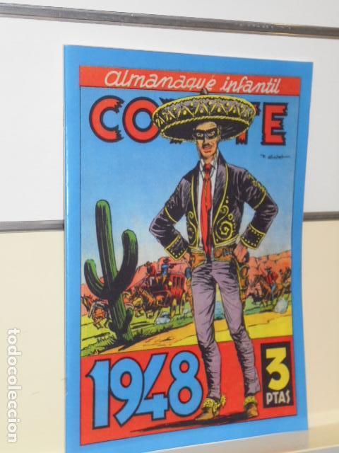 ALMANAQUE COYOTE 1948 - EDICIONES CLIPER - REEDICION JC (Tebeos y Comics - Tebeos Reediciones)
