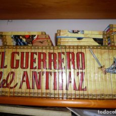 Tebeos: EL GERRERO DEL ANTIFAZ COLECCION COMPLETA 64 TOMOS. Lote 137361098