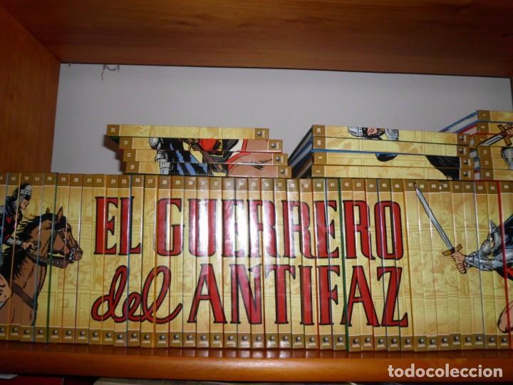 Tebeos: Colección completa del Guerrero del antifaz con 64 tomos - Foto 4 - 137361098