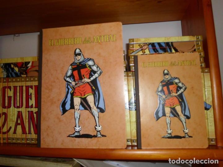 Tebeos: Colección completa del Guerrero del antifaz con 64 tomos - Foto 6 - 137361098