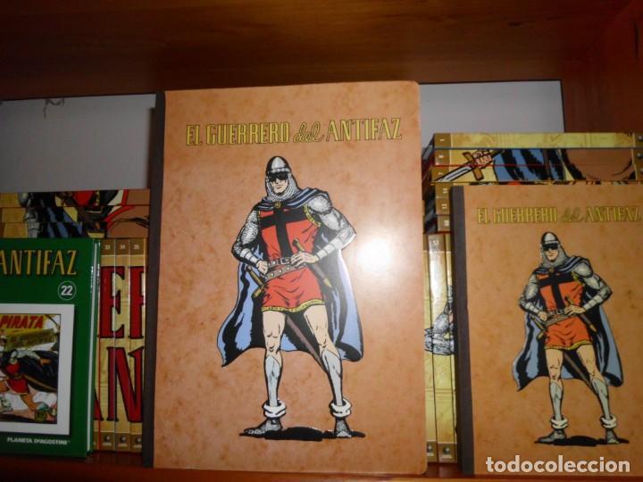 Tebeos: Colección completa del Guerrero del antifaz con 64 tomos - Foto 8 - 137361098