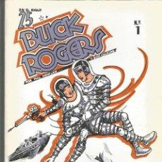 Tebeos: BUCK ROGERS EN EL SIGLO 25 GRANDES CLASICOS DE LOS COMICS DEL PASADO JOAQUIN ESTEVE COMPLETA 5 Nº. Lote 137929674