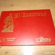 Tebeos: EL CACHORRO. TOMO 10. CONTIENE 17 EJEMPLARES. CASTILLA RENO EDICIONES. STUDIO EDICIONES COMICS. 1998. Lote 138076238