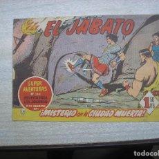 Tebeos: EL JABATO. Nº. 112. DE BRUGUERA. Lote 138541858