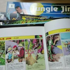 Giornalini: JUNGLE JIM COMPLETA. Lote 139095606