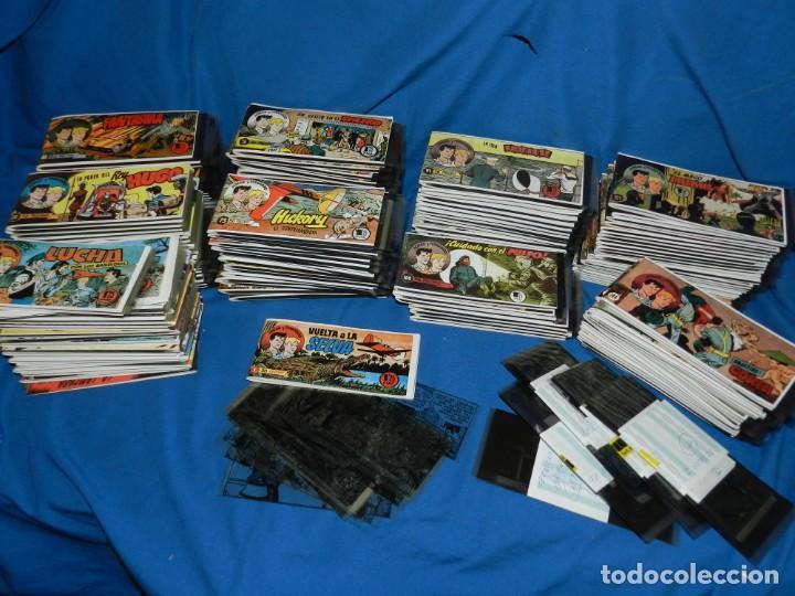 (MF) JORGE Y FERNANDO , HISPANO AMERICANA REEDICION COMPLETA 159 + LOS FOTOLITOS DE CADA NUMERO (Tebeos y Comics - Tebeos Reediciones)